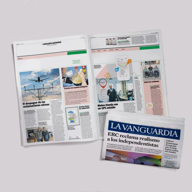 Suplemento Dinero La Vanguardia
